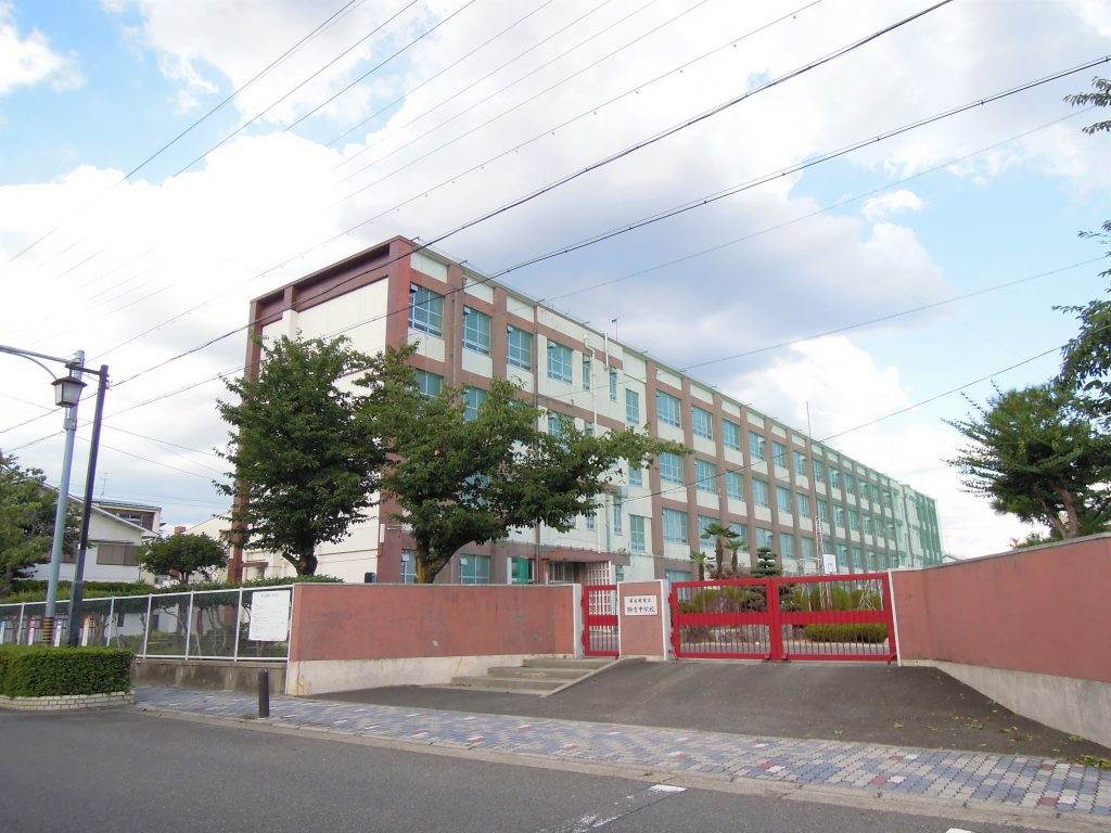 駒方中学校